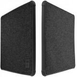 Husa Laptop UNIQ DFender Tough pentru Apple MacBook Pro 15, Magnetic, Neagra
