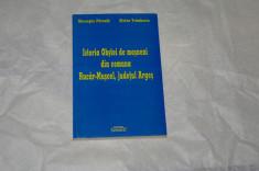 Istoria Obstei de mosneni din comuna Rucar-Muscel - Gheorghe Parnuta - 2001 foto