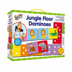 Joc - Domino gigant Jungla PlayLearn Toys