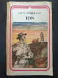 ION - Liviu Rebreanu (editura Minerva)