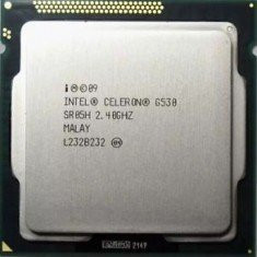 Procesor Intel Dual Core G530 2.4ghz, 65wati, Sandy Bridge, Socket 1155