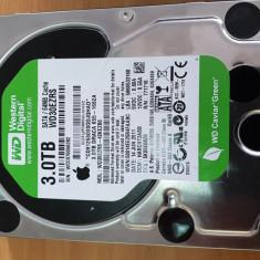 """HDD-38.HDD Desktop 3.5"""" SATA 3 TB Western Digital  7200 RPM 64 MB, 500-999 GB, SATA2, Seagate"""