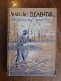 Manual elementar de pescuit sportiv / R5P3S