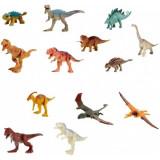 Jurassic World Minifigurina surpriza 8 cm (1 minifigurina), Mattel