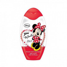 Gel de Dus si Sampon 2in1 Copii Miss Minnie 300ml Disney BC202740000