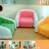Fotoliu gonflabil Intex verde