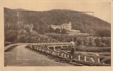 Busteni,Castelul Cantacuzino,cu album 10 CP,scanate 8x4,fascicul, Circulata, Printata