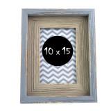 Rama foto Ida lemn gri 10x15 cm, ProCart