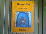 EFEMERIDE 1940 - 2010