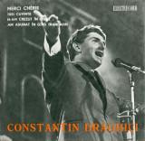 Vinyl Constantin Drăghici – Merci Chérie / Trei Cuvinte / N-am Crezut În Iubire