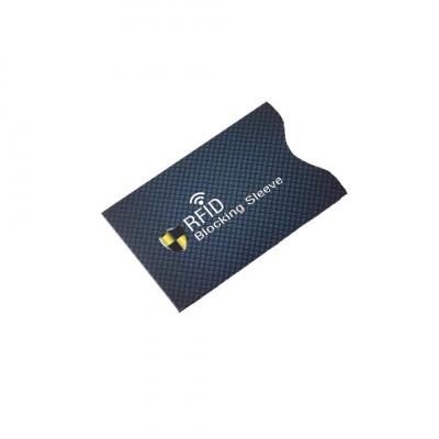 Folie protectie credit card bancar, contactless, model CF03A foto