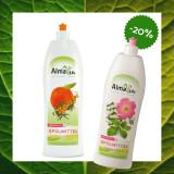 Cumpara ieftin Pachet economic Detergent concentrat pentru vase, AlmaWin - 2 buc