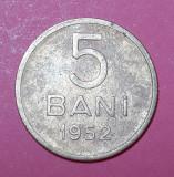 A5497 5 bani 1952