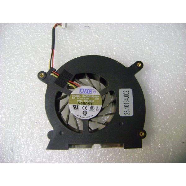 Cooler - ventilator laptop Fujitsu Siemens AMILO Pro V2085 MS2176