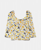 Camasa ZR, floral, L, Zara