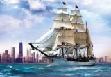 Puzzle Trefl 500 Sailing against the Chicago