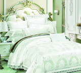 Cumpara ieftin Lenjerie de pat din mătase Valentini Bianco MT010/17