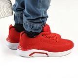 Cumpara ieftin Pantofi Sport De Copii Trendy Rosii 36 Rosu