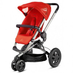 Carucior Buzz 3 Red Revolution, Quinny