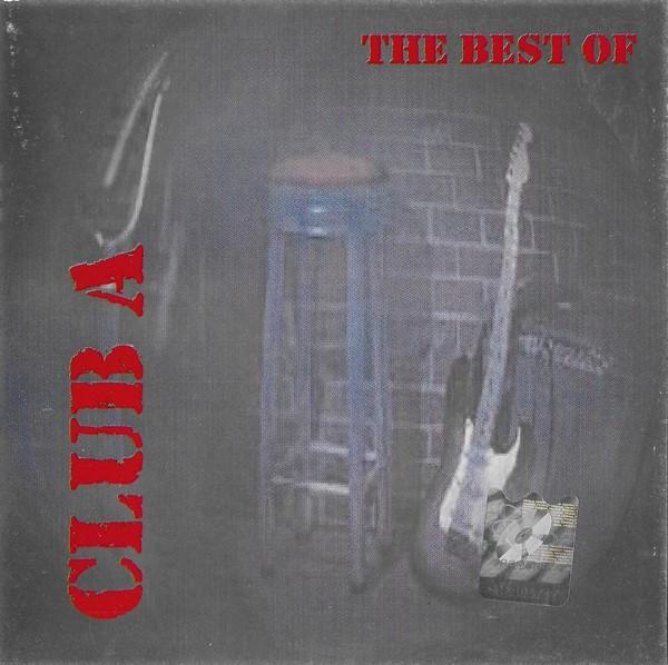 CD Club A The Best Of, original: Semnal M, Iris, Phoenix