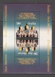 Italia.1994 Mostenire artistica/culturala:900 ani Basilica San Marco-Bl. KI.64, Nestampilat