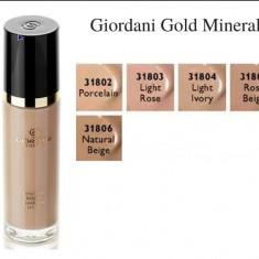 Fond de ten rezistent Giordani Gold Mineral, FPS 15 (Oriflame)