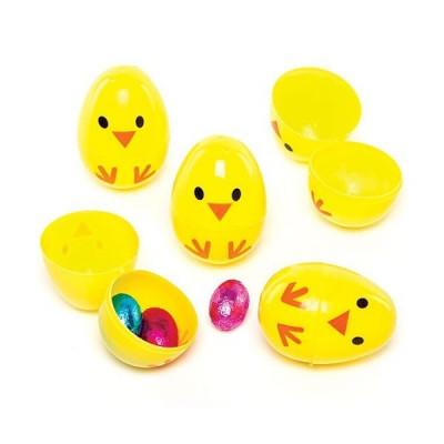 Set 10 oua Puisor din plastic - Baker Ross foto