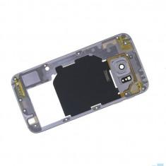 Mijloc Samsung Galaxy S6 SM G920 Alb
