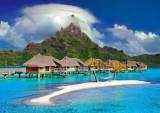 Puzzle Bluebird - Bora Bora Tahiti 500 piese (70005)