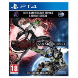 Bayonetta And Vanquish 10Th Anniversary Bundle Ps4, Sega