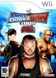 Joc Nintendo Wii WWE SmackDown vs. RAW 2008
