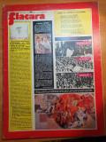 Flacara 22 noiembrie 1975-cenaclul flacara, art. rosiorii de vede si galati