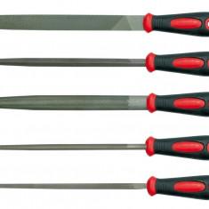 Set 5 pile pentru metal VOREL