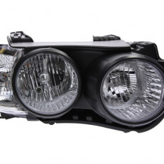 Far dreapta (H7 reglaj electric cu motoras fundal negru) CHEVROLET AVEO