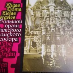 Vinil - Muzica la orga