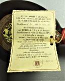 Vecchia romagna, etichetta oro, cl 70 gr 40.distilled 1980 bottles 1987