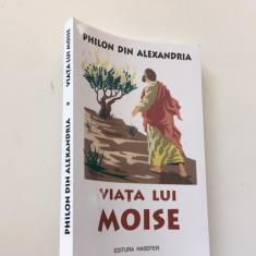 FILON DIN ALEXANDRIA, VIATA LUI MOISE.