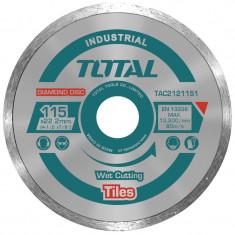 Disc Diamantat Continuu - Ceramica - Umed - 115mm - Profesional