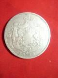 Moneda 5 lei 1883 Carol I argint , cal.Buna