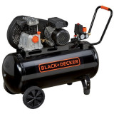 Cumpara ieftin Compresor 100L Black+Decker 3 HP 10 Bar 320L/min - BD 320/100-3M