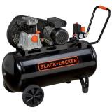Compresor 100L Black+Decker 3 HP 10 Bar 320L/min - BD 320/100-3M
