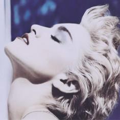 Madonna - True Blue (LP - Franta - VG)
