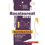 Bacalaureat 2021 pentru Matematica M_stiintele-naturii si M_tehnologic