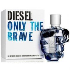 Diesel Only The Brave eau de Toilette pentru barbati 200 ml foto