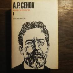 A. P. Cehov - Opere 1 (Schite si povestiri)