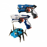 Set multiplayer cu 2 pistoale si Alien Bug, Laser Tag Action One