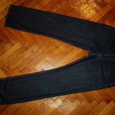 Blugi Levis 501-Marimea W33xL32 (talie-86cm,lungime-106cm), 33, Lungi, Levi's