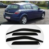 Paravanturi Opel Astra III H 2004-2014 hatchback 5 usi set 4 deflectoare
