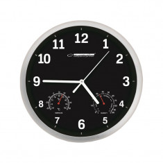 Ceas de perete Esperanza Lyon, diametru 25 cm