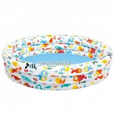 Piscina Gonflabila Pentru Copii Intex Aquarium 59431
